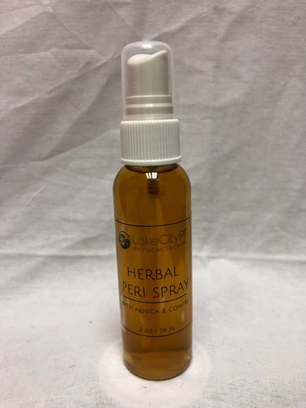 herbal perineal spray Postpartum Care Kit postpartum skin care Lake City PT